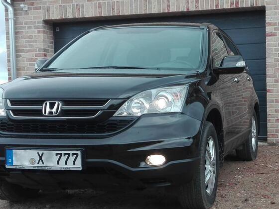 Honda CR-V 2.2 iDTEC Automatik