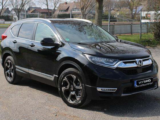 CRV Hybrid